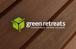 New Logo Design - Green Retreats