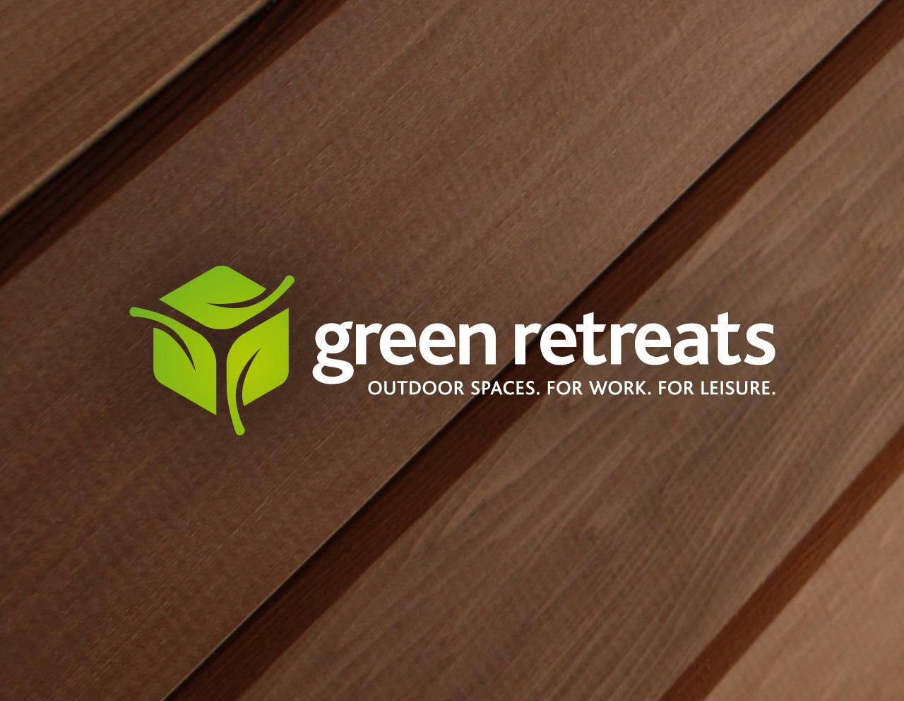 New Logo Design - Green Retreats