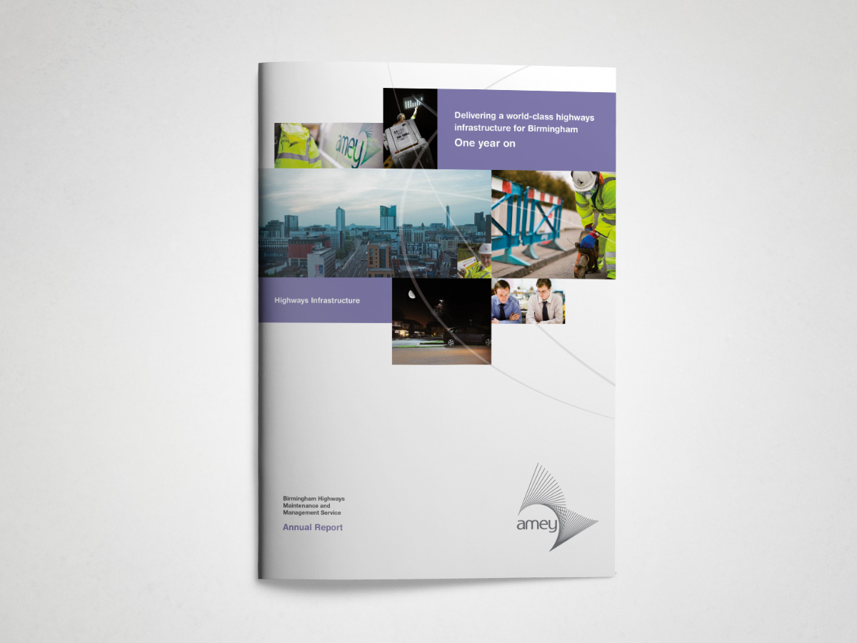 Amey Divisional Brochures Cover