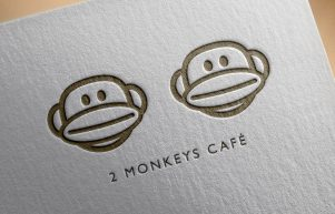 Cafe Logo 2 Monkeys Cafe