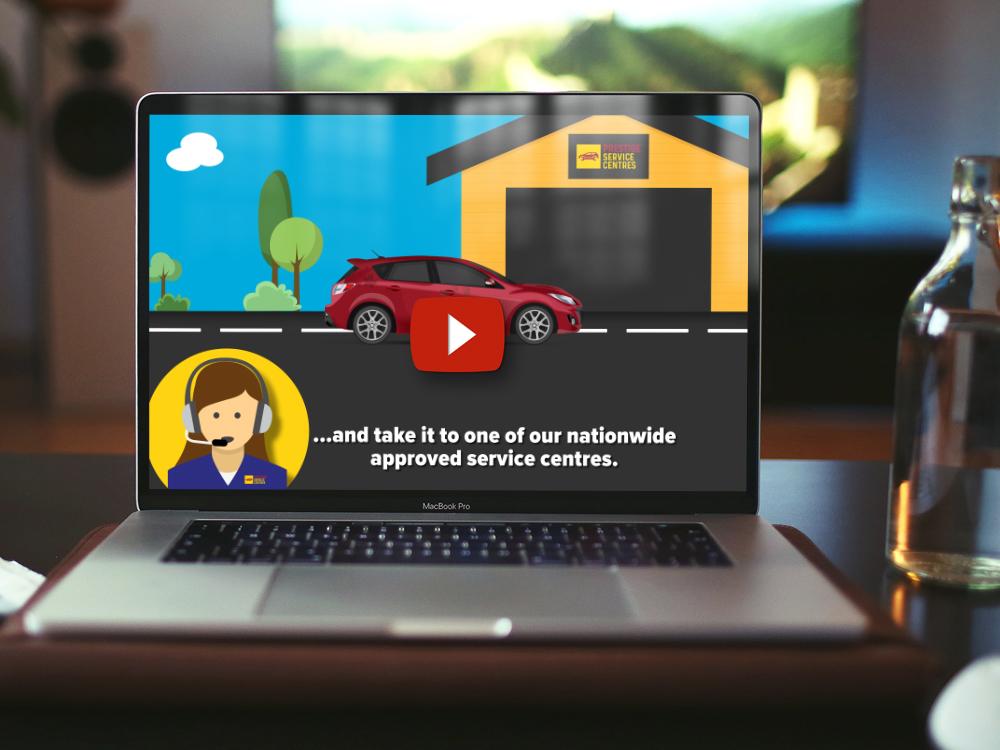 Prestige Service Centres Branding Car Servicing Movie Video